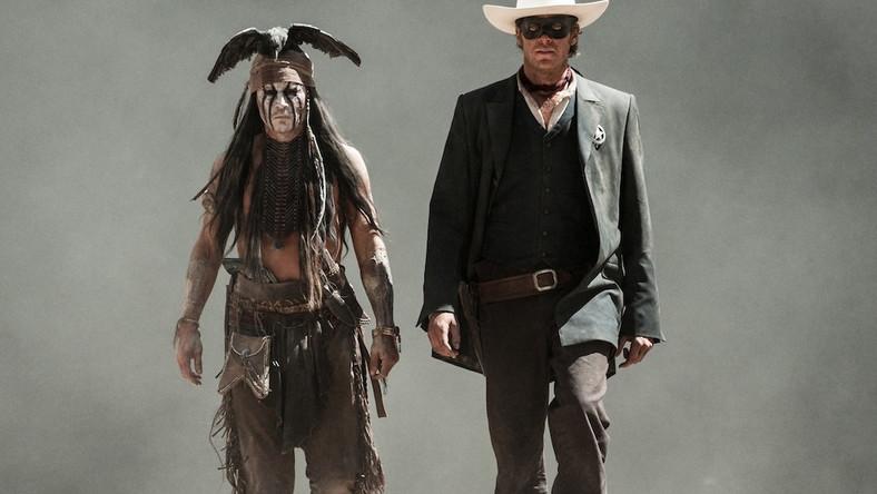"""""""Jeździec znikąd"""" to legenda Dzikiego Zachodu opowiedziana na nowo. Szalona jazda bez trzymanki, ale o wiele ambitniejsza, niż może się wydawać na pierwszy rzut oka"""