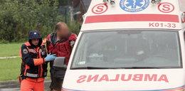 Strażak z Ostrowa i jego bliscy ranni podczas burzy w Tatrach