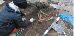 Masowy grób pod kapliczką w Jaśle