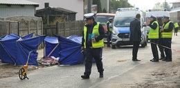 Tragedia pod Ostrowem. Ciężarówka śmiertelnie potrąciła 7-latkę