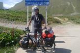 Nemanja Lenci biciklista Gradiska