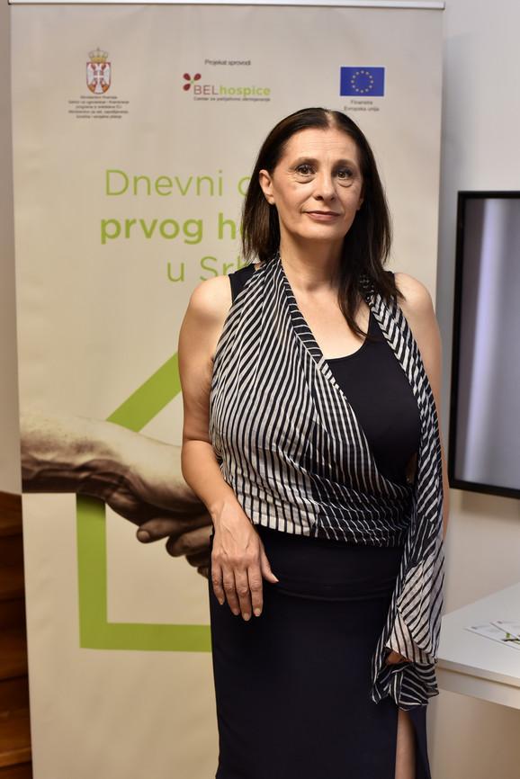 Direktorka Vera Madžgalj