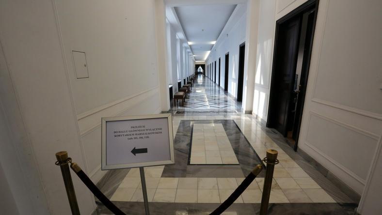 Co oficjalne dane mówią o działalności lobbystów w Sejmie?