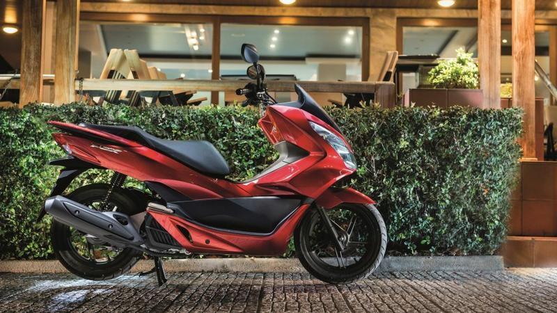 Nowa Honda PCX125