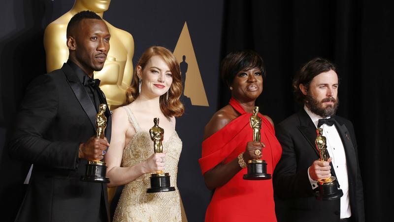 Oscary 2017: laureaci w kategoriach aktorskich