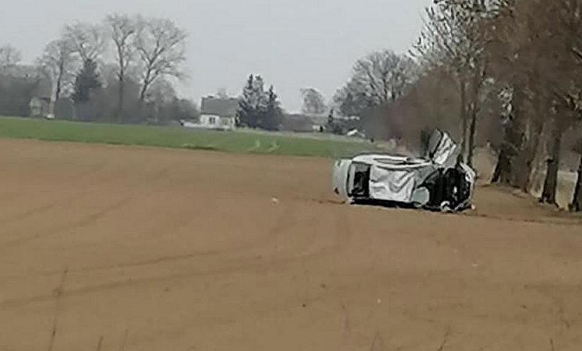 Tak zakończył się szalony rajd 36-latka z powiatu gdańskiego