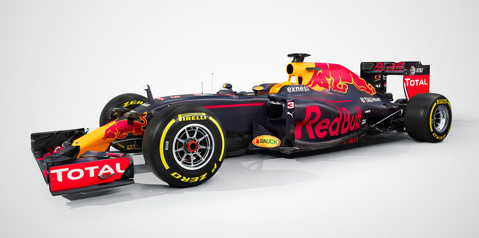 Red Bull - TAG-Heuer RB12