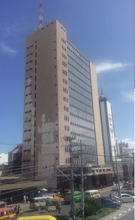 Lawyer Sammy Anyazwa falls from 10th floor of Bima Towers Mombasa in suspected suicide