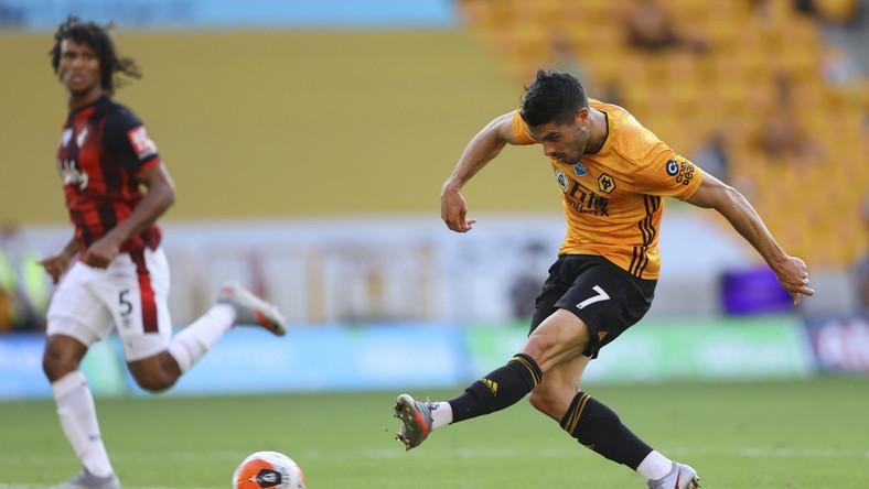 Pedro Neto z Wolverhampton Wanderers