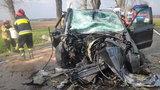 Tragiczny wypadek w Lubuskiem. Na miejscu reanimowano trzyletnie dziecko