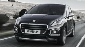 Crossover Peugeota ma nowe oblicze