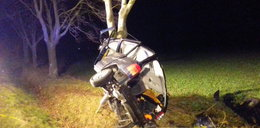 Straszny wypadek w Wilamowej. Trzy osoby nie żyją