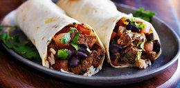 Jak zrobić meksykańskie burrito? Przepis na mięsne burrito z ryżem