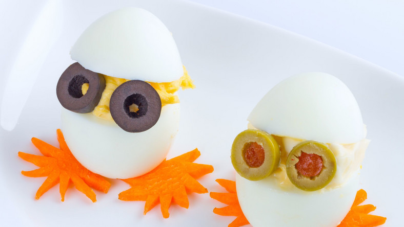 Jajka na śniadanie