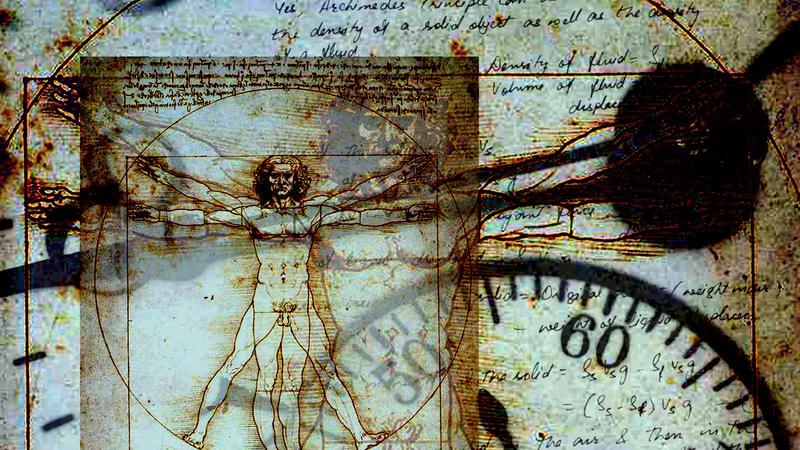 Lustrzany kod da Vinciego