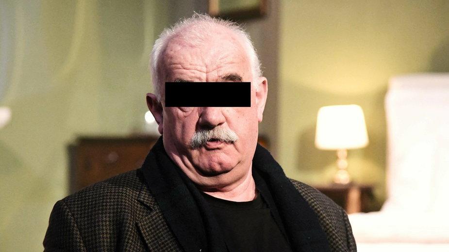 Henryk Jacek S. - były dyrektor Teatru Bagatela