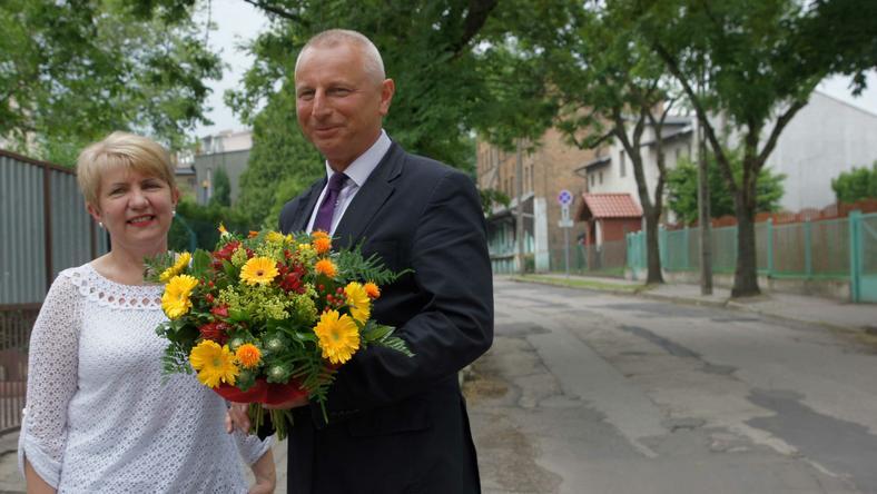 Radna Lidia Stolarska z Inowrocławia
