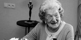 Maria Czernek nie żyje. Ostatnia wdowa katyńska miała 100 lat