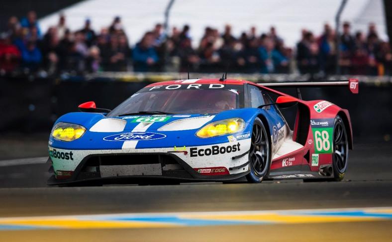 """Ford GT z numerem """"68"""" wygrał klasę LM GTE Pro"""