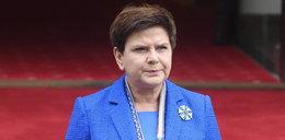 Beata Szydło zamiast pracować stroi fochy