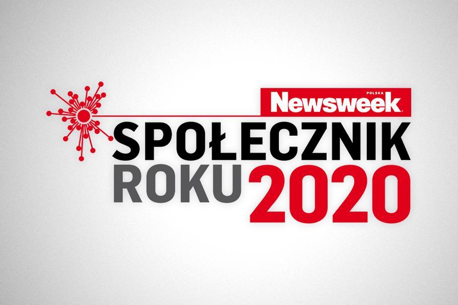 """Konkurs """"Społecznik Roku 2020"""""""