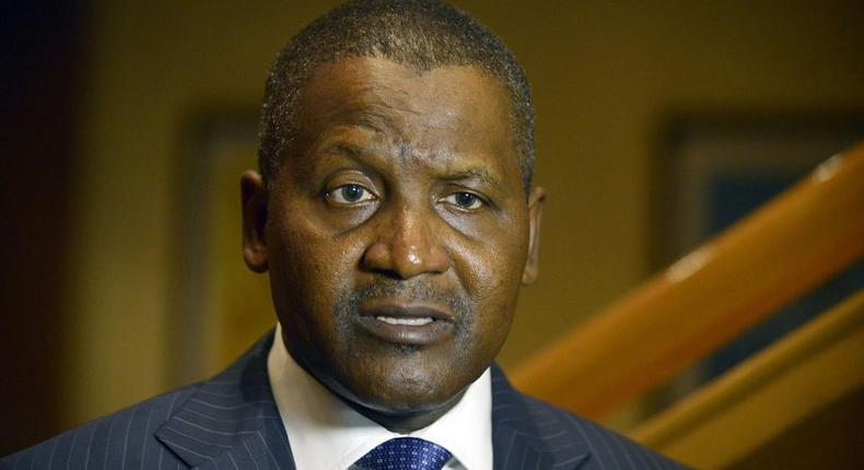 10 richest billionaires in Africa and how they make their money - Alhaji Aliko Dangote