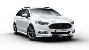 Ford rozszerza sportową gamę ST-Line o model Mondeo