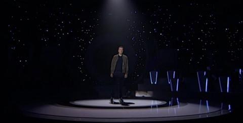 Iznenađenje: Poznati glumac se pojavio na sceni emisije 'Nikad nije kasno'! Video