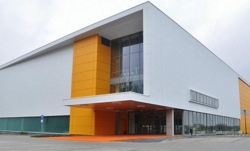 W Tarnowskich Górach otwarto halę sportową
