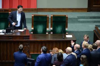 Emocje po debacie ws. ustawy aborcyjnej. 'Panowie Tyszka i Kukiz nie mają szacunku do kobiet'