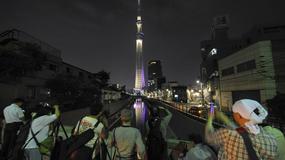 Tokyo Skytree - najwyższa wieża na świecie