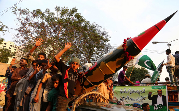 Konflikt Indie - Pakistan