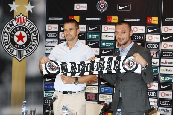 Ivica Iliev i Zoran Mirković