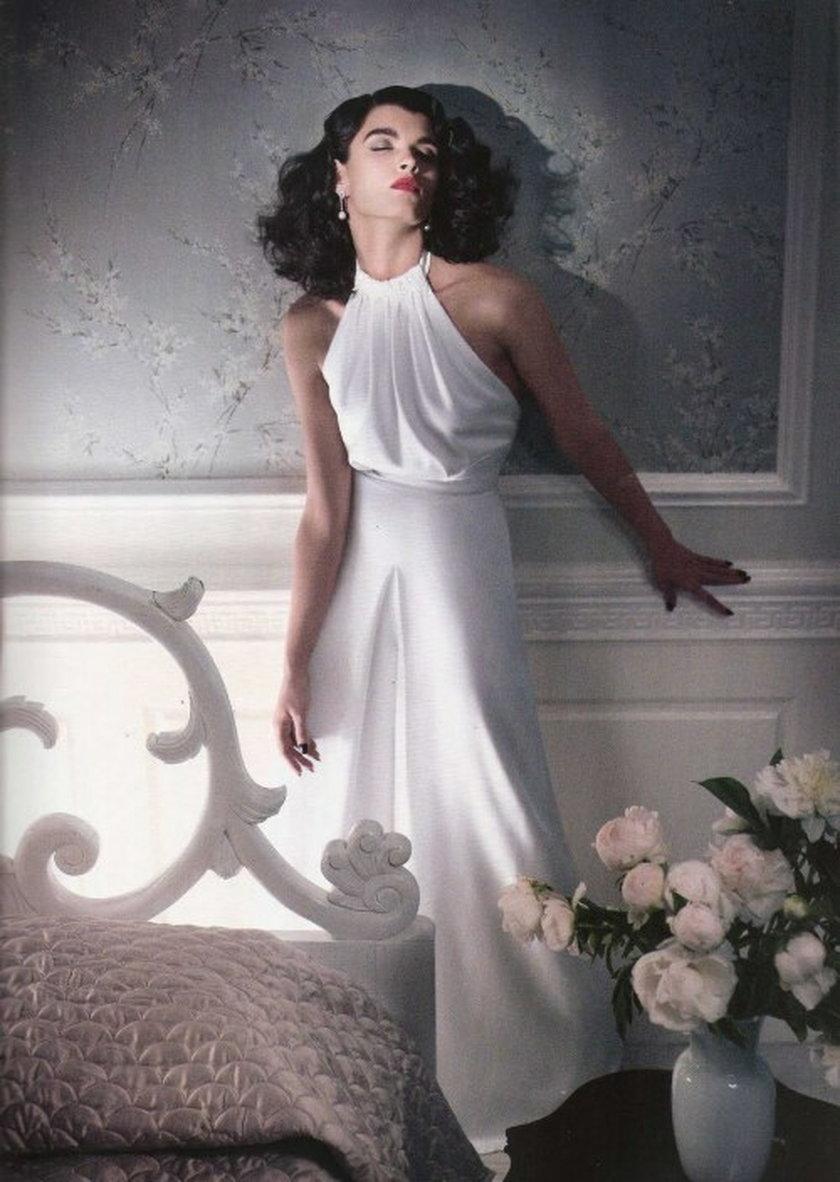 Crystal Renn w sesji dla Vogue Spain z 2011 roku