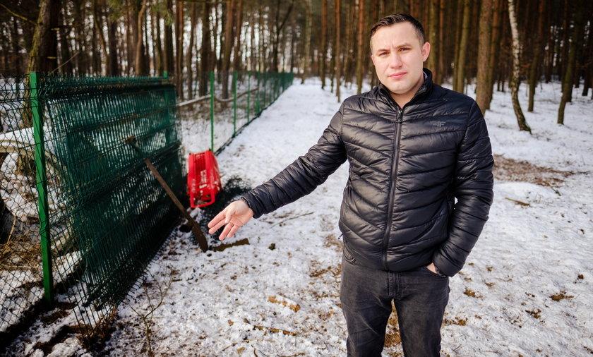 Szymon Swoboda z Rybnika daje 10 tys. złotych za wskazanie sprawców otrucia jego ukochanych danieli