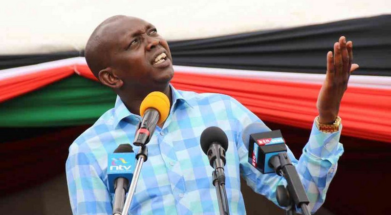 President deserves disciplinary action from the party- Oscar Sudi blasts Uhuru