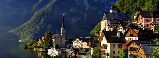 10. Austria. 86 proc. mieszkańców jest zadowolonych ze swojego życia.