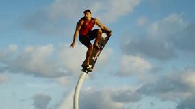 Hoverboard - wehikuł wakacyjnego szaleństwa dla odważnych