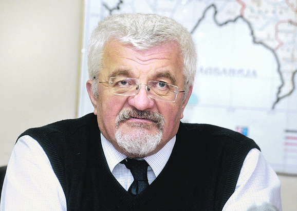 Vladimir Cucić, prvi čovek Komesarijata za izbeglice