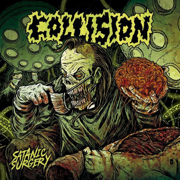 "COLLISION - ""Satanic Surgery"""
