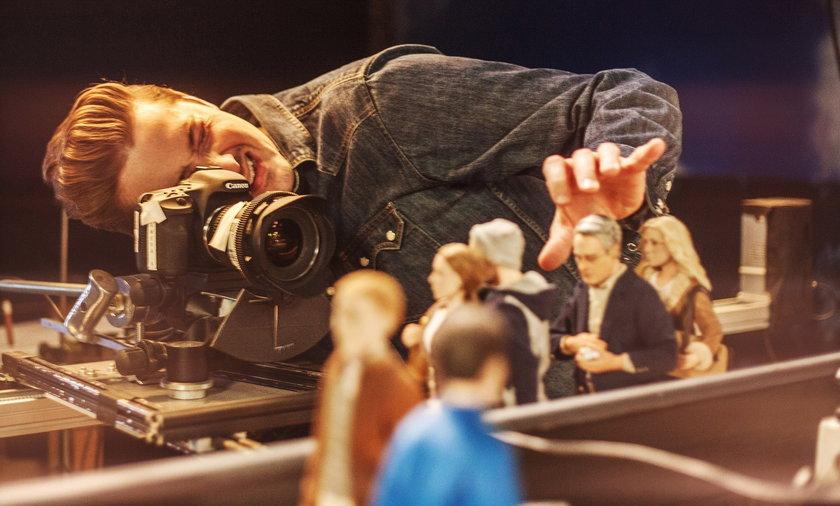 Film Anomalisa z kukiełkami w rolach głownych