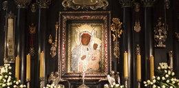 Skąd się wzięły rysy na obrazie Matki Boskiej?