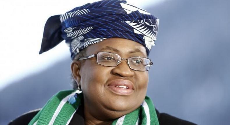Nigeria's ex-finance minister, Okonjo Iweala