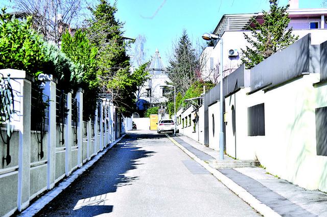 Ulica u kojoj živi Zdravko Čolić