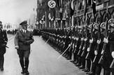 Adolf Hitler, Vojska