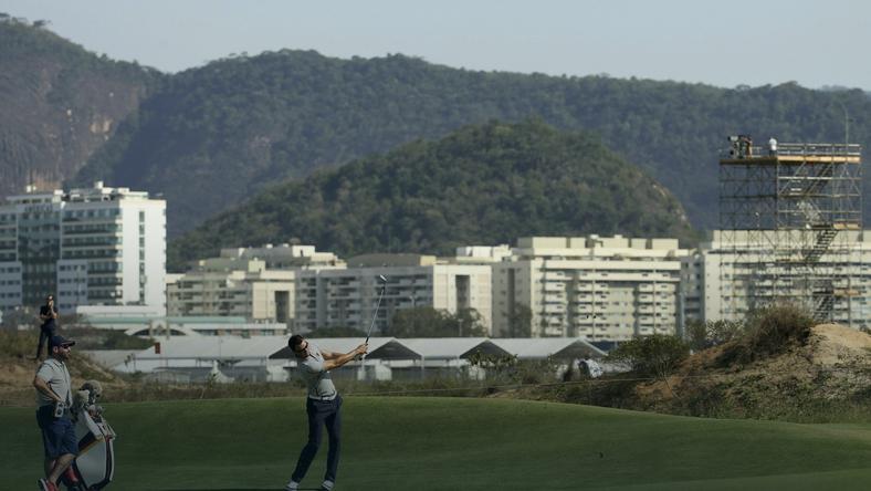 Golf w Rio de Janeiro