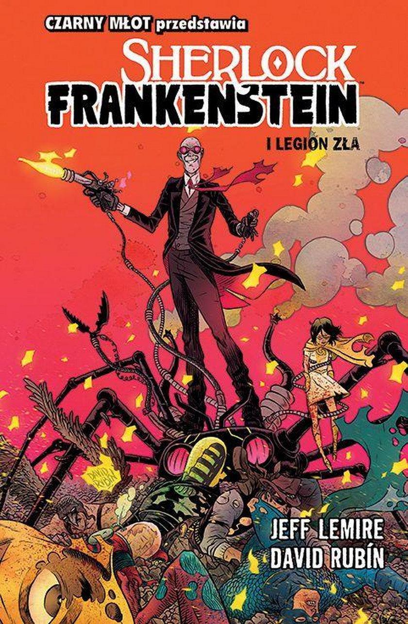 """Sherlock Frankenstein"""