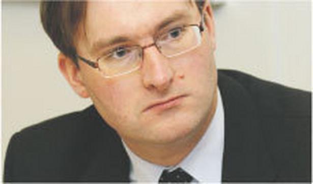 Marcin Baran, dyrektor w dziale doradztwa podatkowego Ernst & Young