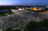 Bukurešt protest demonstracije EPA BOGDAN CRISTEL
