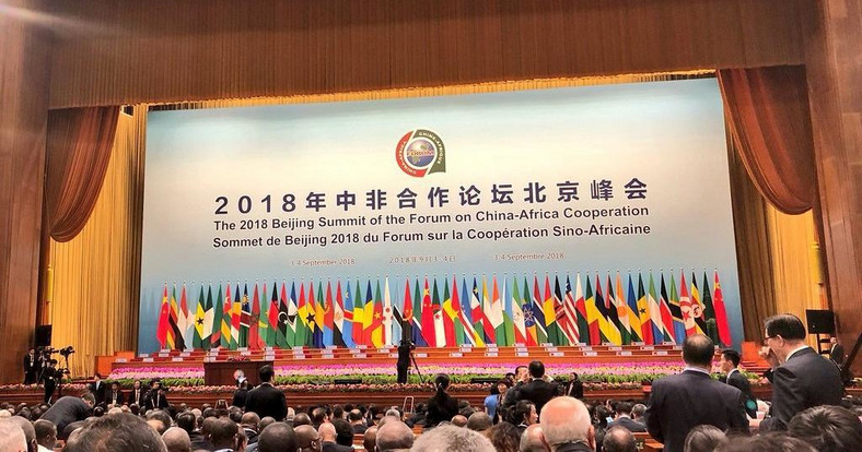 China-Africa Forum for Cooperation (FOCAC) 2018 Summit